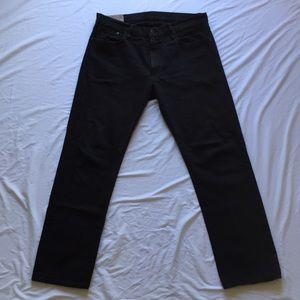 Polo RL Black Jeans 33x32
